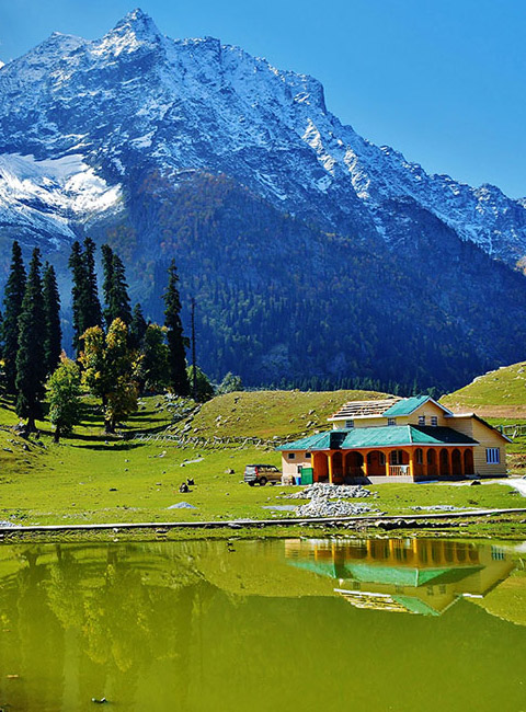Kashmir Family Package