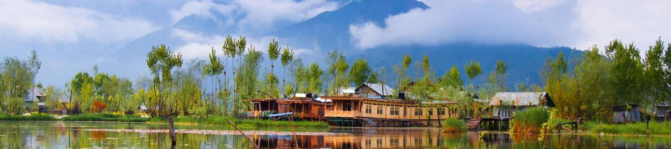 Mesmerizing Kashmir Honeymoon Tour