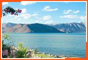Leh - Pangong Lake - Leh
