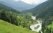 Gulmarg To Pahalgam (Local) - 140Km