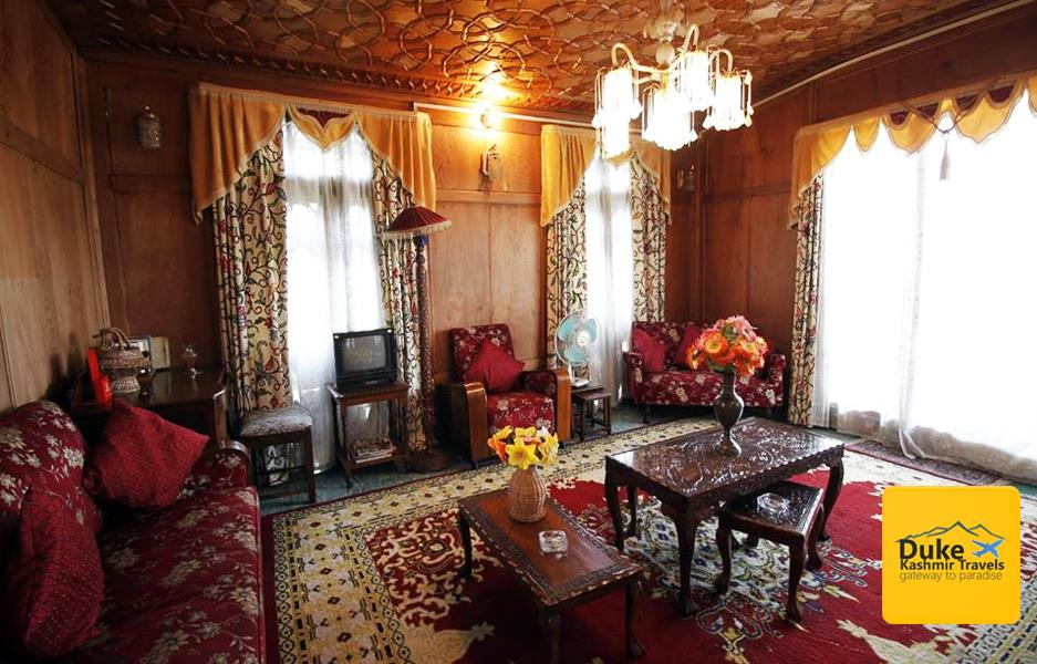Persian Palace Group of Houseboats