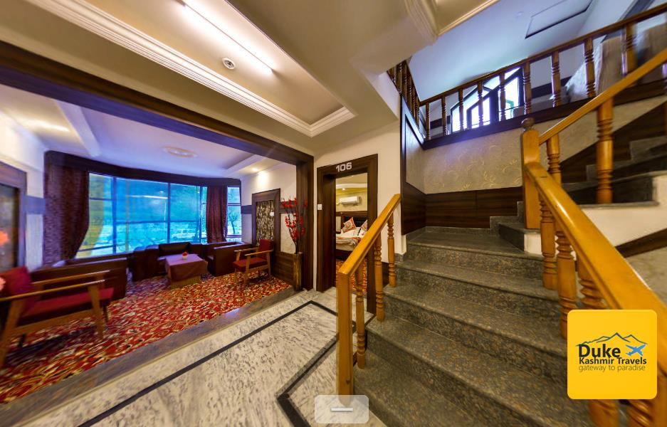 Hotel Pahalgam Retreat