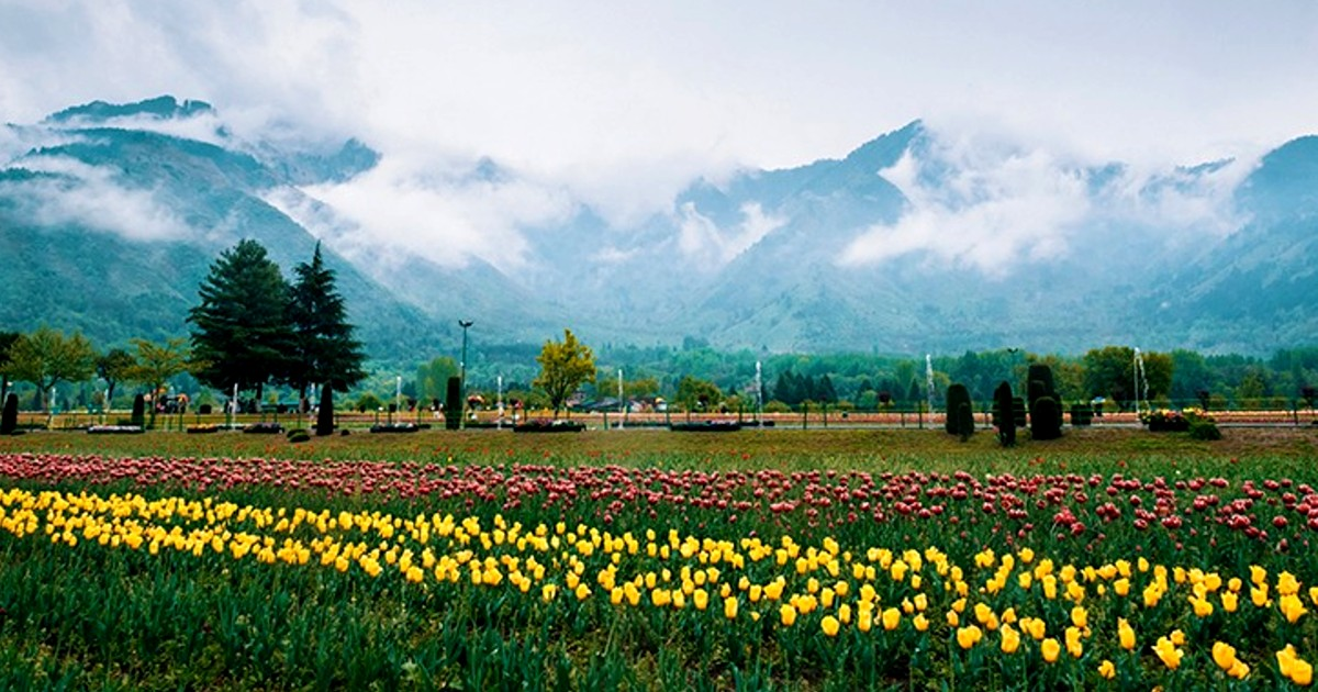 Kashmir vacation
